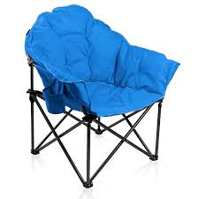 ALPHA CAMP Wholesale Folding Oversized Padded Moon Chair ...