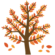 Fall Tree Cliparts