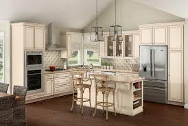 Merillat Kitchen Cabinets Complaints by Merillat Classic Labelle In Maple Chiffon With Desert Glaze