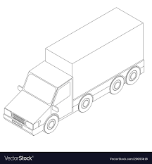 Truck Outline Isometric Royalty Free Vector Image Simple Outline Trucks Icons Vector Download Free Art Stock Phostock Garbage Truck Icon Illustration Of Truck Outline Icon Kchungtw 120047288 Dump Royalty Image Semi On White Background F150 Crew Cab Aliceme Isometric Idigme Drawing 14 Fire Rcuedeskme Lorry Line Logo Linear