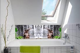 tidis neue atmosphäre im bad mit unserer badrückwand deko