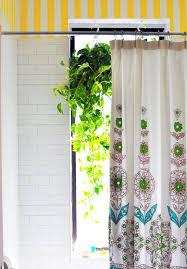 Small Bathroom Window Curtains by Tips U0026 Ideas For Choosing Bathroom Window Curtains With Photos
