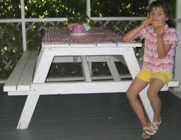 Plans To Build A Wooden Picnic Table by Free Picnic Table Plans How To Build A Wood Picnic Table