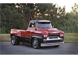 100 Custom Truck Las Vegas 1958 Chevrolet For Sale ClassicCarscom CC1136267