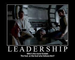 Leadership Star Wars