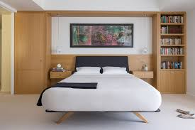 22 Built In Wardrobe And Shelving Around The Bed
