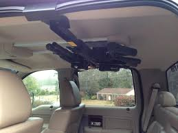 ProGard G5500 Law Enforcement Vehicle Ceiling Gun Rack No Drilling ... Seatback Gun Rack By Classic Accsories 88673 Fishing Ssgm2tah Suvs Truck Racks Products Lund Gear Rail Adaptor Holders Canam Vector For The 500 Utility Vehicleuvccpr700 The Texas Style Rifle Youtube Building A Locking From Chain You Have Gunrack In Back Window Of Your Truck Extra Points Back Seat Gun Holder Shotgun Vehicle Car Tufloc Nodrill Roll Bar Mount Atlantic Tactical Inc For Dodge Trucks Best Resource Tnt Golf Equipment Snapsafe Headrest Fireflybuyscom