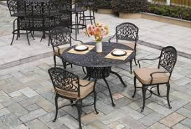 Cast Aluminum Outdoor Sets by Cast Aluminum Patio Furniture Outdoor Furniture Tables Chairs