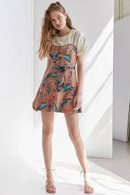 kimchi blue lilyanna button down linen dress linen dresses