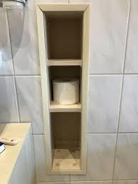 unterputzschrank für badezimmer