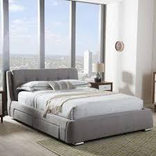 baxton studio king beds headboards bedroom furniture the