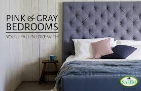 BedroomLikable Pink And Gray Bedroom The Official Blog Accessories Attractive Ideas