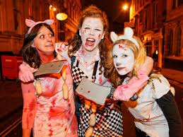 Five Points Halloween In Five by How Halloween Has Taken Over England History Smithsonian