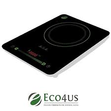 Eco4us Induction Cooktop Portable Cooktop Safe & Easy To Use