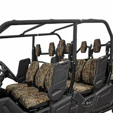 100 Neoprene Truck Seat Covers Yamaha Viking CAMO Cover