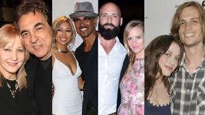 100 J Moore Partners Criminal Minds And Their Real Life Partners YouTube