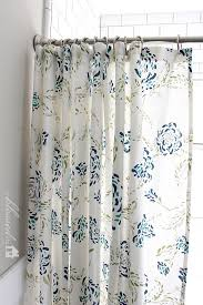 Alluring Cottage Shower Curtains Inspiration With Beautiful Throughout Style Design 13 Mason Jars Complete Kitchen