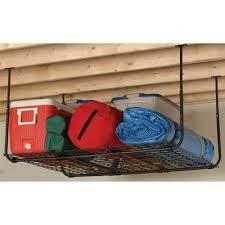 Hyloft Ceiling Storage Unit 30 Cubic Feet by Suncast Ceiling Storage Rack U0026 Reviews Wayfair