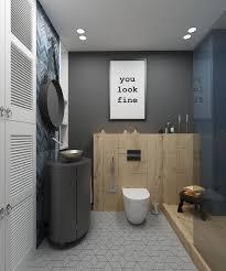 edles duschbad ohne fenster gäste wc badezimmerideen