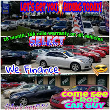 Select Car And Truck Of Orange Park - 869 Photos - Car Dealership ...