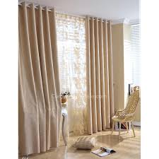 Living Room Curtain Ideas Uk by Elegant Living Room Curtains And Drapes In Camel Color With Printi