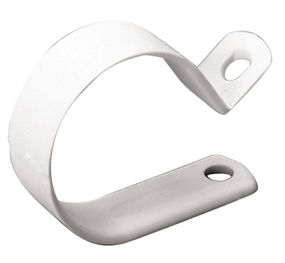 Gardner Bender Plastic Cable Clamp - Natural