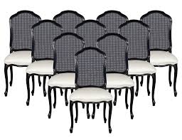 Set Of 10 Sculpted Italian Louis XV Cane Back Black Lacquered Dining Chairs Set Of Four Ethan Allen Cane Back Ding Chairs Ebth Chair Fniture Outlet Atlanta Fair Eastgate Row Spokane Room French Provincial Cane Back Ding Chairs Thomasville Room Ideas Eight Mid Century Modern S8 Milo Baughman New Fabric Chrome Pair Vintage French Country Arm 2 Ideas On For Sale Au Uk Pwick Antiques English And Montgomery Alabama Fishmag