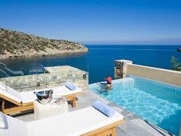chambre d hotel avec piscine privative hotel avec piscine prive chambre grece votre inspiration la hotel