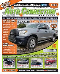 11-02-17 Auto Connection Magazine By Auto Connection Magazine - Issuu Jims Chevy Truck Parts Old Chevy Truck Jim Carter 1996 Toyota Tacoma Information And Photos Zombiedrive Salvage Yards Awesome New Arrivals At S Used Toyota 1995 Toyota 4 Runner Cars Trucks Northern Virginia Auto Hilux Wikipedia Quantum Crank Pulley And Replacement Taxi Modest 1989 Sr5 Best 2018 Pickup Unique Buy 2007 Driver Fog Lamp Light 81210aa030