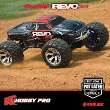 100 Revo Rc Truck RC HOBBY PRO On Twitter Rev Your Engine And Blaze Your Own Trail