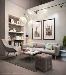 idée de canapé decoration salon canape taupe