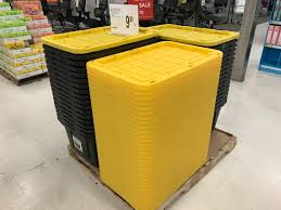 Meijer Christmas Tree Tote by Tough Box 27 Gallon Storage Totes Only 6 99 At Office Depot
