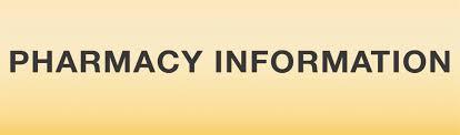 culinary health fund pharmacy information