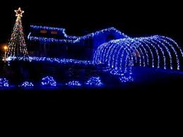 the best wizards of winter lights display