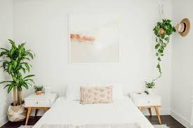 zimmer dekorieren ideen mit pflanzen für frische und