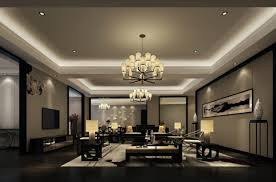 Elegant Living Room Lighting Ideas Fqac Chandelier View In Gallery Wagon Wheel Styles Lights For Houses