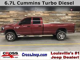 100 2009 Dodge Truck PreOwned Ram 3500 SLT 4D Crew Cab In Louisville P2543C
