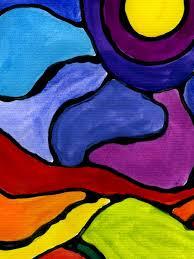 Famous Artists Simple Art
