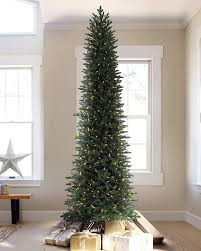 Slimline Christmas Tree by Mia Pencil Artificial Christmas Tree Treetopia