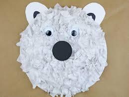 Paper Plate Winter Kids Craft Ideas