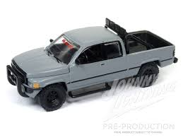 100 Dodge Toy Trucks DIRTY DODGE RAM JohnnyLightningcom
