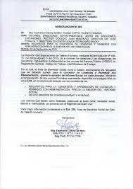 Ejemplos De Carta Formal Ecosia