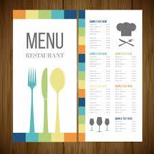 Diseñá El Menú De Tu Restaurante Gratis Con Canva