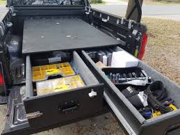 Tundra DIY Storage Drawer System | Toyota Tundra Forum Wheel Well Storage Box Drawer For Trucks Tool Gun Truck Bed Slide Stsc Llc Adventure Truck Retrofitted A Toyota Tacoma With And Drawer Bed Pull Out Shelf Great Slide Decked System Chevy Silverado Gmc Sierra 2008 Tuffy Security Products Inc Professionalgrade Heavy Duty Why You Need Drawers Your Outside Online Cargo Ease Ford F250 1999 Locker Decked Organizer Abtl Auto Extras Unique Accsories Brute Divider Bottom Plans Home Design Ideas Appealing