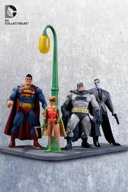 Long Halloween Batman Figure by Superman Homepage