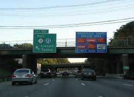 New Jersey Garden State Parkway Brookdale