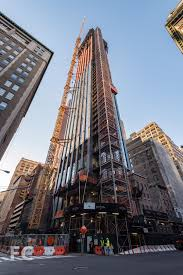 100 Nomad Architecture S Current Tallest Tower Tops Out See New Photos 6sqft