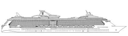 Serenade Of The Seas Deck Plan 4 by Ship Categories And Cabins Brilliance Of The Seas Royal Caribbean