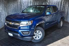 New 2019 Chevrolet Colorado Work Truck 4WD