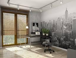 papier peint pour bureau design interieur deco chambre ado papier peint ny bureau travail